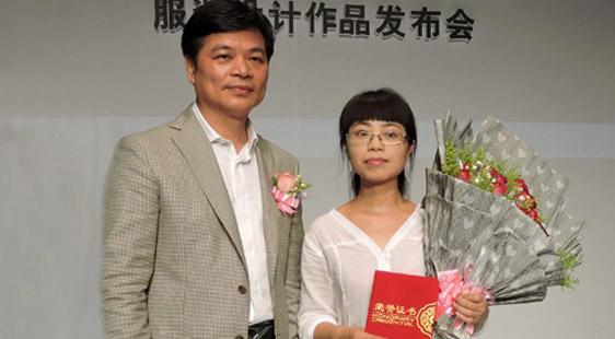 世界很大 梦想不远——访2015广东大学生时装周优秀奖获奖选手赖娜平