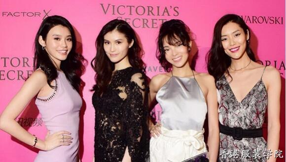 维密秀终于放到上海了!刘雯领衔的中国超模特别多