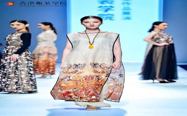 2019毕业作品展示 |《中国风与时尚美的结合》 设计师:成栋