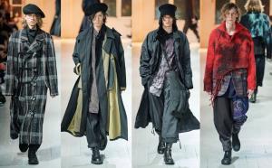 黑暗和诗意的悬垂和解构之上:Yohji Yamamoto 山本耀司2020秋冬男装系列大秀!