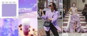 """买它!今年必火的""""香芋紫"""",美!炸!了!"""